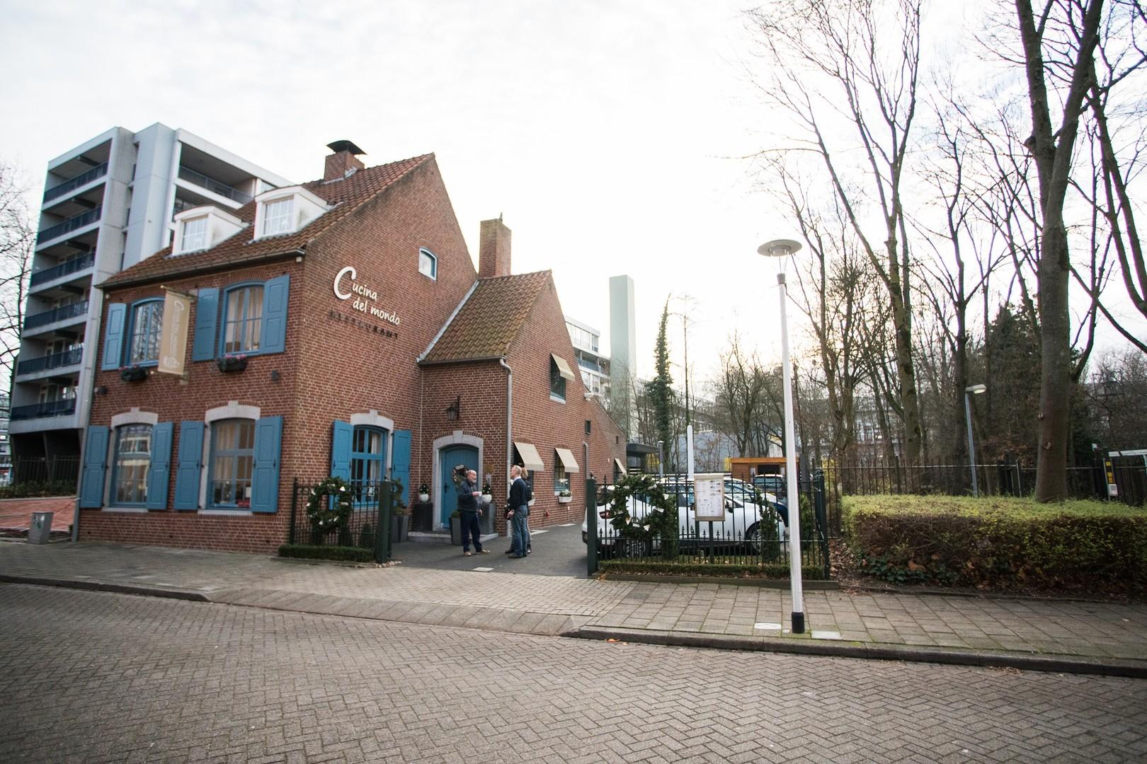 L1NWS: Ster voor Heerlens restaurant Cucina Del Mondo - L1