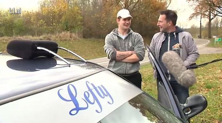 Óngerwaeg: Leo en Lefty in Reijmerstok - L1 Radio en TV