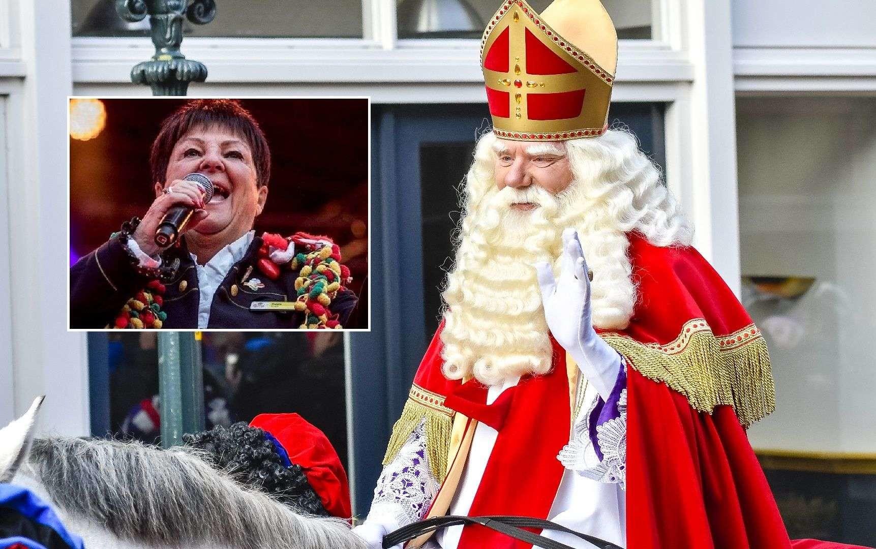 Beppie Kraft Over Haar Rol In Het Limburgse Sinterklaasjournaal L1