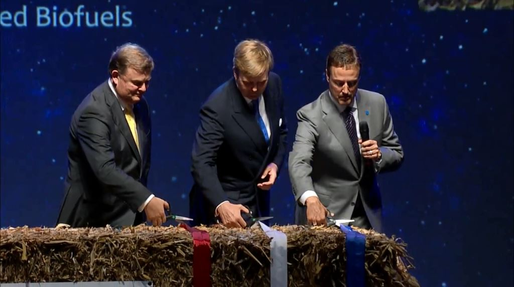 Dsm Keukens Fabriek : Koning opent nieuwe DSM fabriek in VS L1