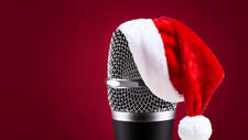 Hubert on the Air met kerstmis