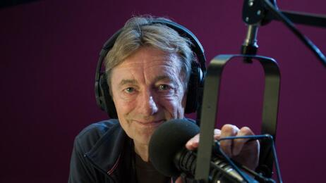 Zaterdag 17 december is er geen Hubert on the Air