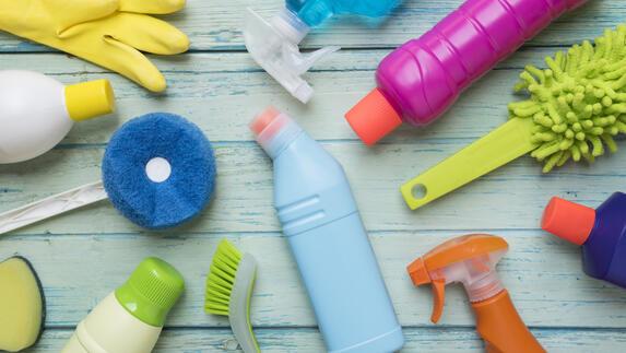 Vijf tips om het schoonmaakwerk te vergemakkelijken L1