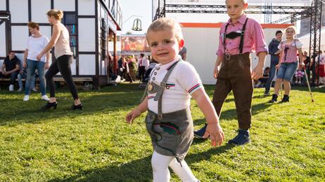 Oktoberfeest Sittard: Een weekend lang afgeladen volle