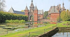Kasteel De Commanderij in Sint-Pieters-Voeren