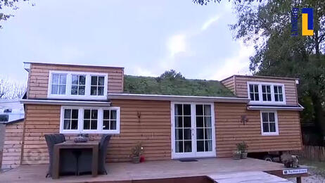 L1mburg Centraal: Steeds meer tiny houses in Limburg