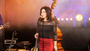 Harold K & Linda Koolen en The Ragtime Rumours in Muziekfabriek
