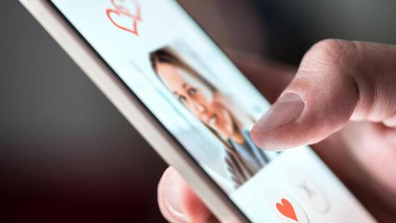 online dating met iemand ver weg