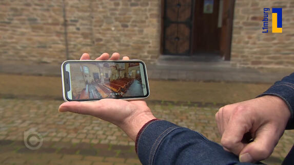L1mburg Centraal: Augmented reality-rondleiding in basiliek Susteren