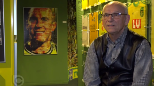 L1mburg Centraal: Limburgs voetbalicoon Willy Dullens is 75