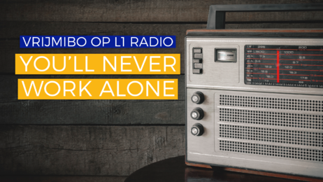 De vrijmibo via L1 Radio: You'll never work alone!