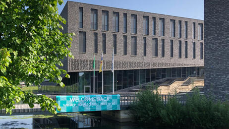 L1mburg Centraal: internationale leerlingen vast op campus