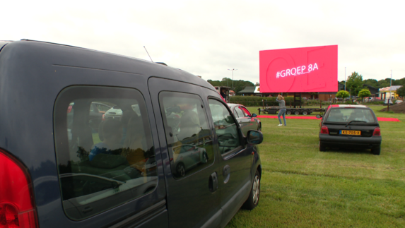 L1mburg Centraal: school geeft musical drive-in