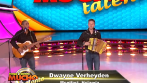 L1mburg Centraal: Dwayne Verheyden in Mexico got Talent