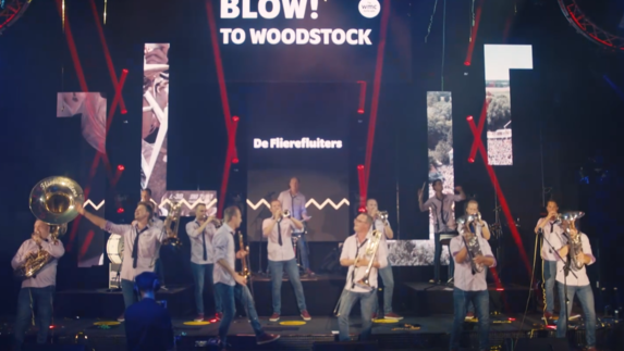 Blow! to Woodstock - deel 3