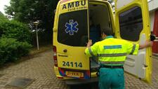 Gewonde in Milsbeek is man van 83