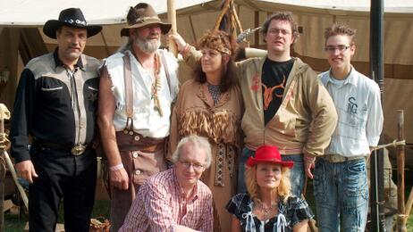 Elfde Country & Westernfestival in Thorn