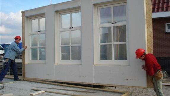 Kleine Prefab Woning : Weert krijgt fabriek voor prefab woningen l