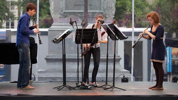 Muziek In De Kerk In Het Witte Kerkje In Urmond L1