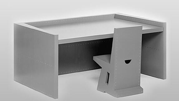Meubels Voor Vluchtelingen : Atelier maakt meubels dom van der laan l
