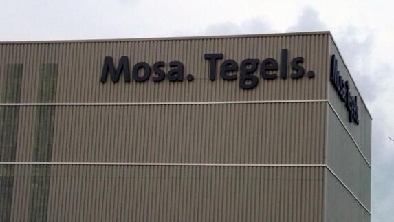 Mosa Tegels Showroom : Tegelfabrikant mosa maastricht heeft wind in de rug l