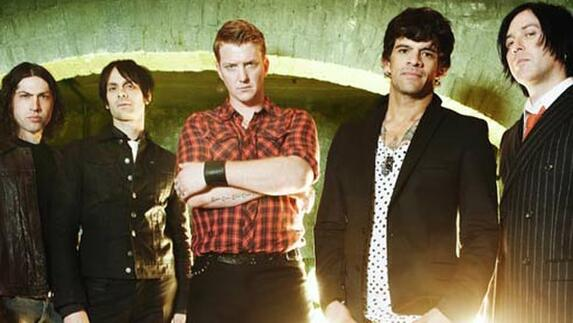 Queens of the Stone Age op Pinkpop (2012)